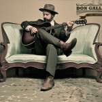 """Don Gallardo Saturday 07th May 2016. Don shares an amazing evening with guitar maestro Janet Robin and her band. 'Hickory' was named one of 2015's best country albums by The Telegraph, proof that Gallardo's career has truly gone global. 'No Depression', says a """"rare gem"""". See GIG page for more details"""