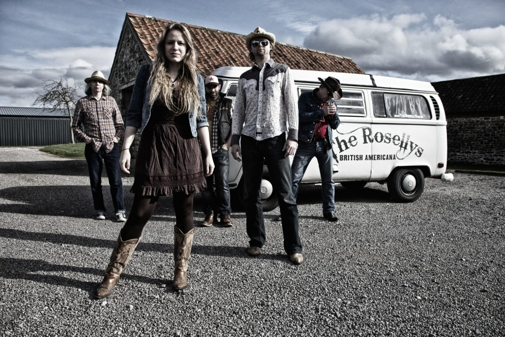 THE ROSELLYS Saturday 03 June. Welcome back to LRB friends Simon and Rebecca for a special duo show. Sure to share the stage with the flyin'a's for a few songs