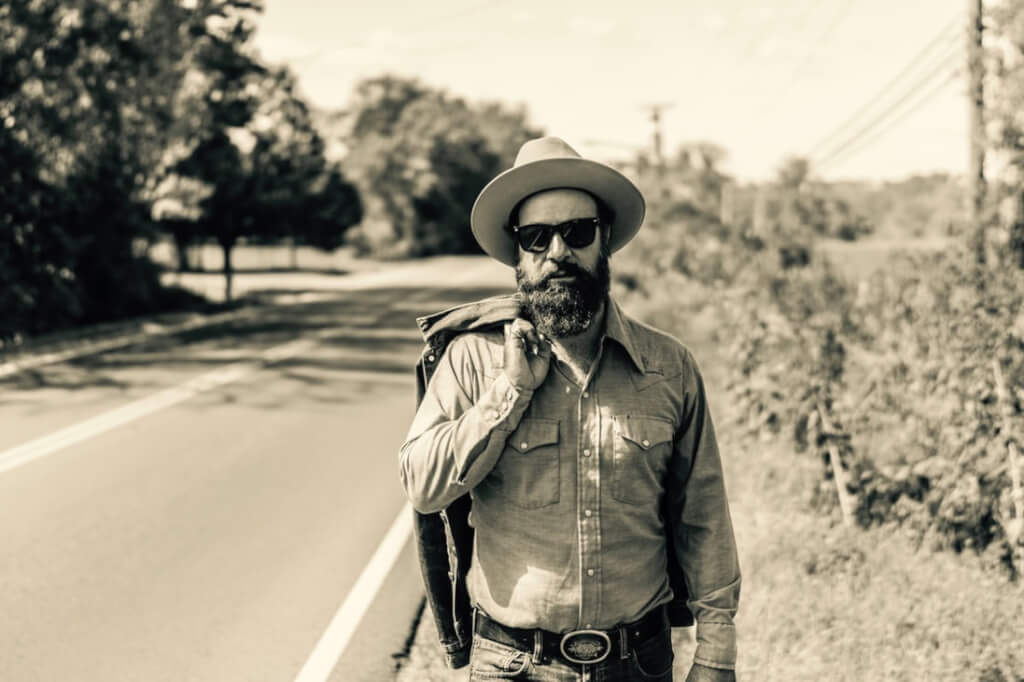 "DON GALLARDO | Saturday 24 March 2018 '10 Artists You Need to Know'  ROLLING STONE  ""The intersection of folk, road-worn country and amplified bluegrass, performed by a singer-songwriter who began earning his road-dog stripes before the new millennium."""