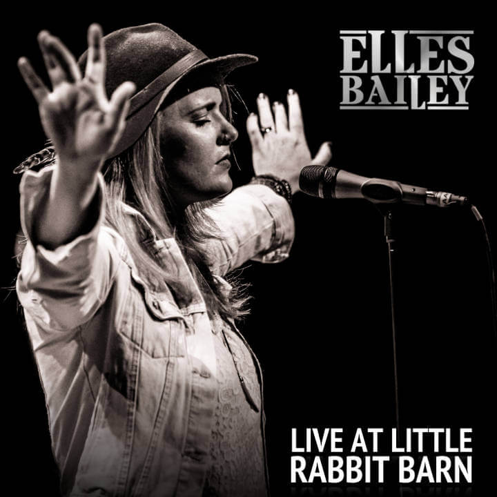 Elles Bailey Live at Little Rabbit Barn EP Cover